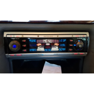 Autoradio CD Blaupunkt Seattle CD72 4x50 Watt Mercedes Porsche BMW