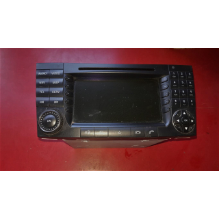 Comand DVD APS NAVIGATIONSYSTEM Navi TV BE 7023 Mercedes W211 2118704689