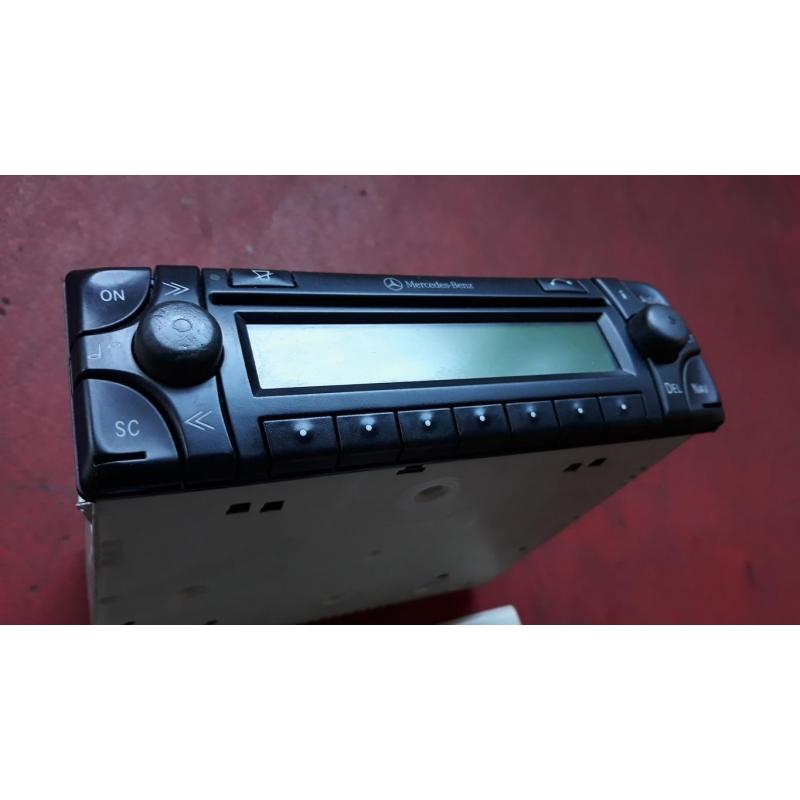 audio 30 aps navigationsystem navi becker be 4705 mercedes. Black Bedroom Furniture Sets. Home Design Ideas